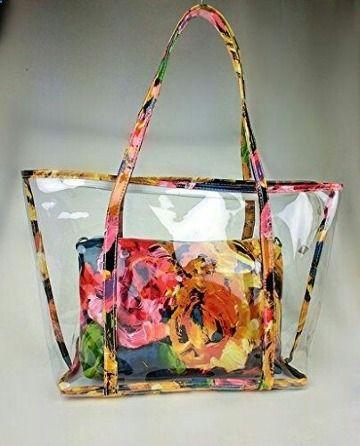 La moda en 2019 en bolsas de playa de plastico
