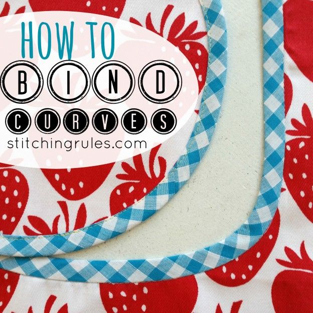 How To Bind Curves Stitching Rules