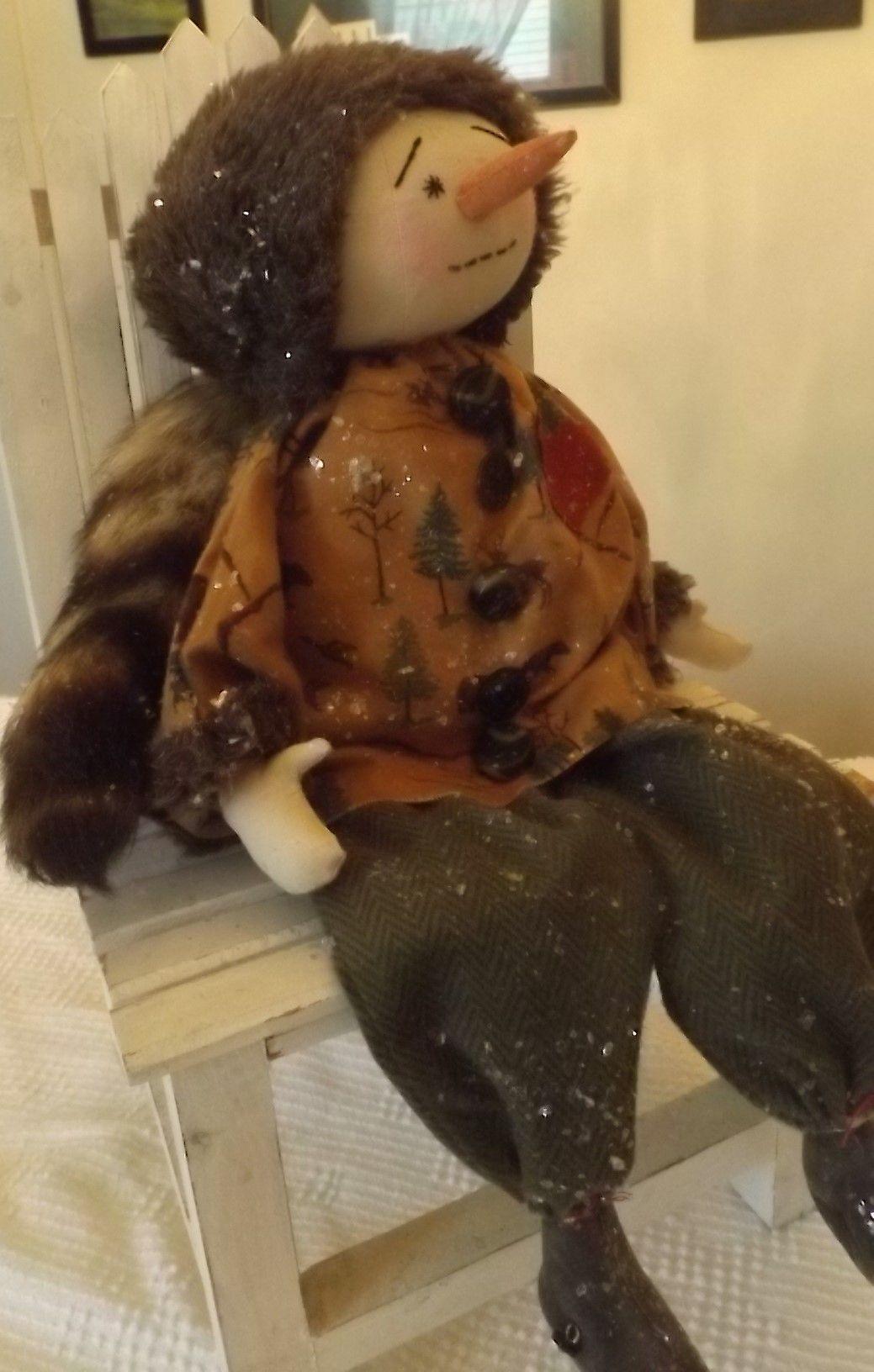 Pioneer Doll