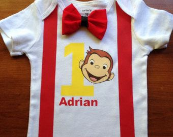 Curious George Birthday Etsy Curious George Birthday Curious George Curious George Birthday Party