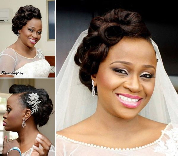Elegant Hairstyles For Nigerian Brides: 28 Super Pretty Looks You'll