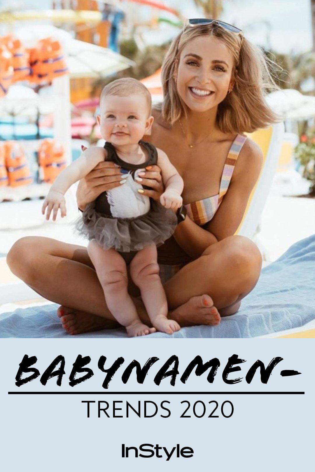 Tschuss Marie Und Elias Das Sind Die Babynamen Die 2020 Total Im