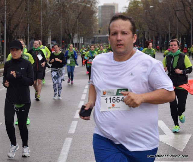 Atletismo Y Algo Más 12226 Atletismo Fotografías Iv Carrera En Marc Atletismo Deportes Carreras