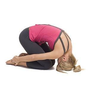 5 yoga poses that help to grow hair faster  grow hair