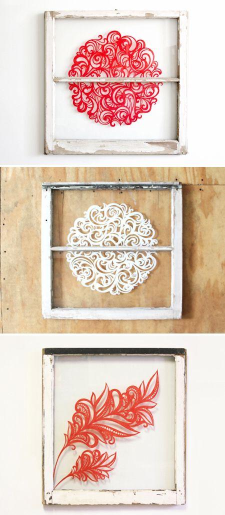 glass windows + sharpie pens things to make Pinterest Plastique - peinture porte et fenetre
