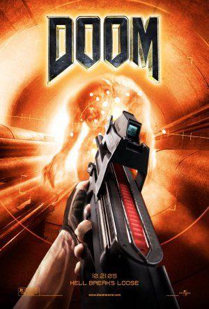 Doom 2005 Dwayne Johnson And Karl Urban Nuff Said