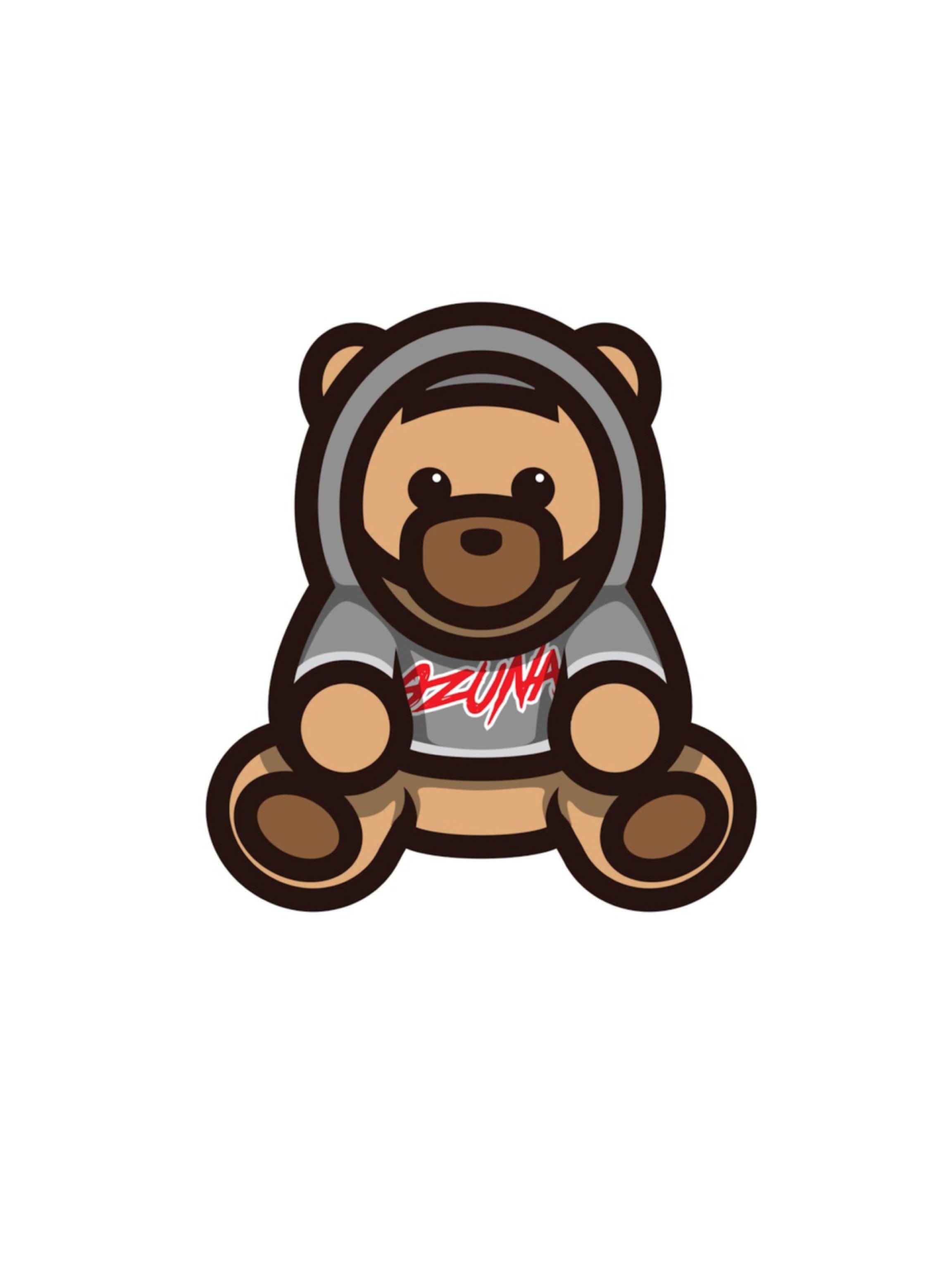Ozuna Logo Osito Fondo De Pantalla Oso Frases De Ozuna Fondos De Pantalla De Juegos