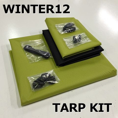 Winter12 Tarp Kit