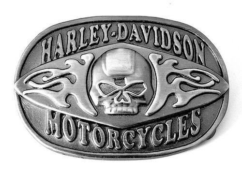 harley-davidson belt buckles   men's h-d belts & buckles   things