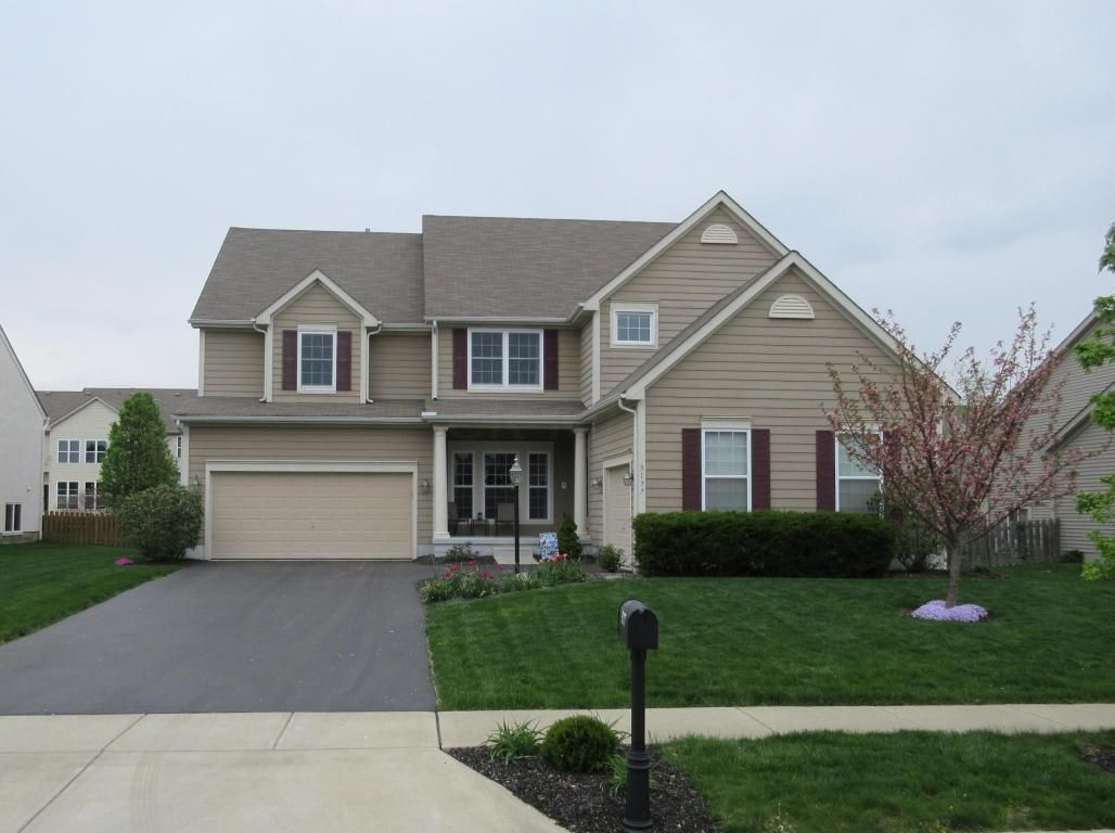3177 Cassey St, Hilliard, OH 43026. 4 bed, 3 bath, $335,000. Live out your dreams...