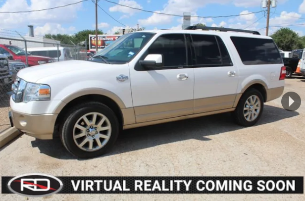 2012 Ford Expedition El King Ranch Year 2012 Make Ford Model
