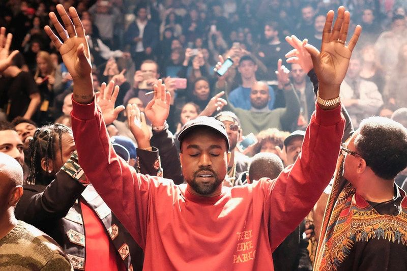 Kanye West S Father Stretch My Hands Pt 2 Goes Platinum After Releasing Two Years Ago Kanye West Albums Kanye West New Album New Kanye