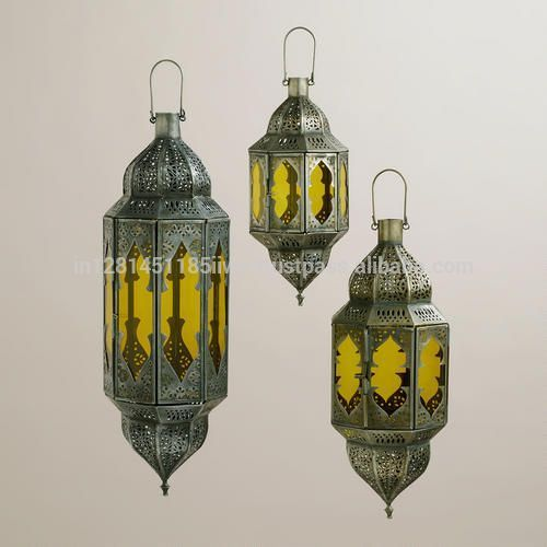 Wholesale Moroccan Lantern Fancy Lantern Hanging Moroccan Lamps