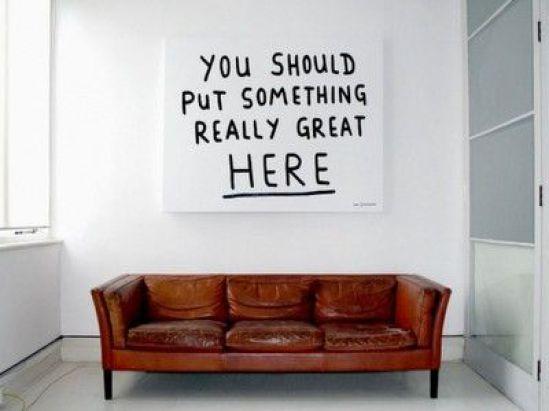 Muros que impactan, ideas para ese muro vació que tienes en casa.