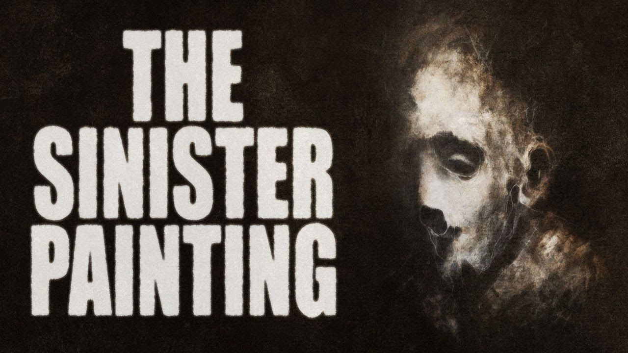 The Sinister Painting ∷ Greye La Spina ∷ CREEPY CLASSIC HORROR STORIES