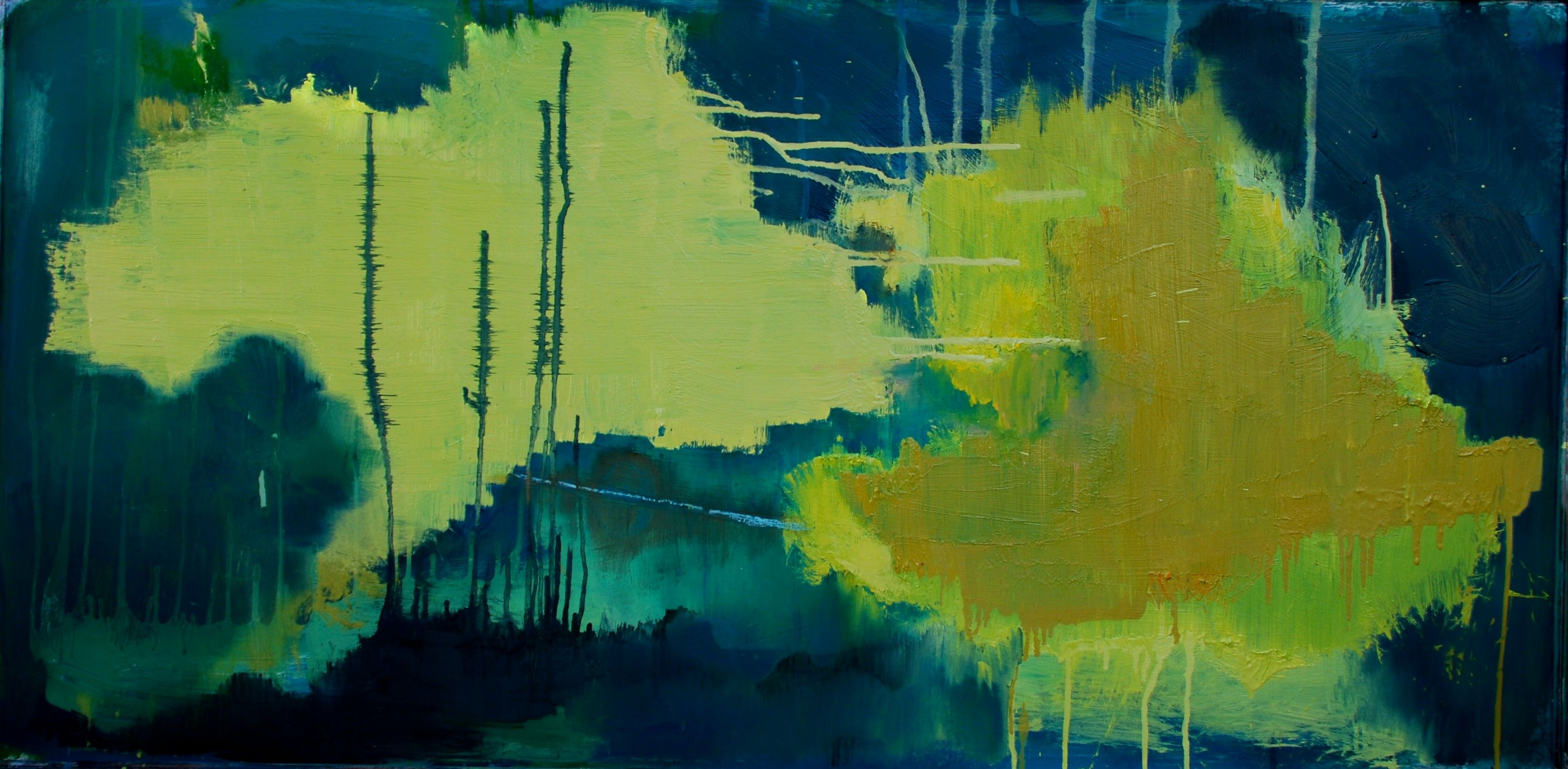Carolyn oneill let there be light expressionist