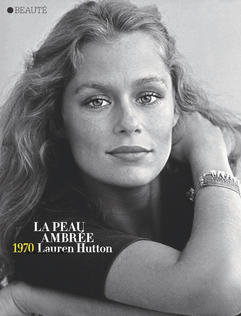 Lauren Hutton Nude Photos 96