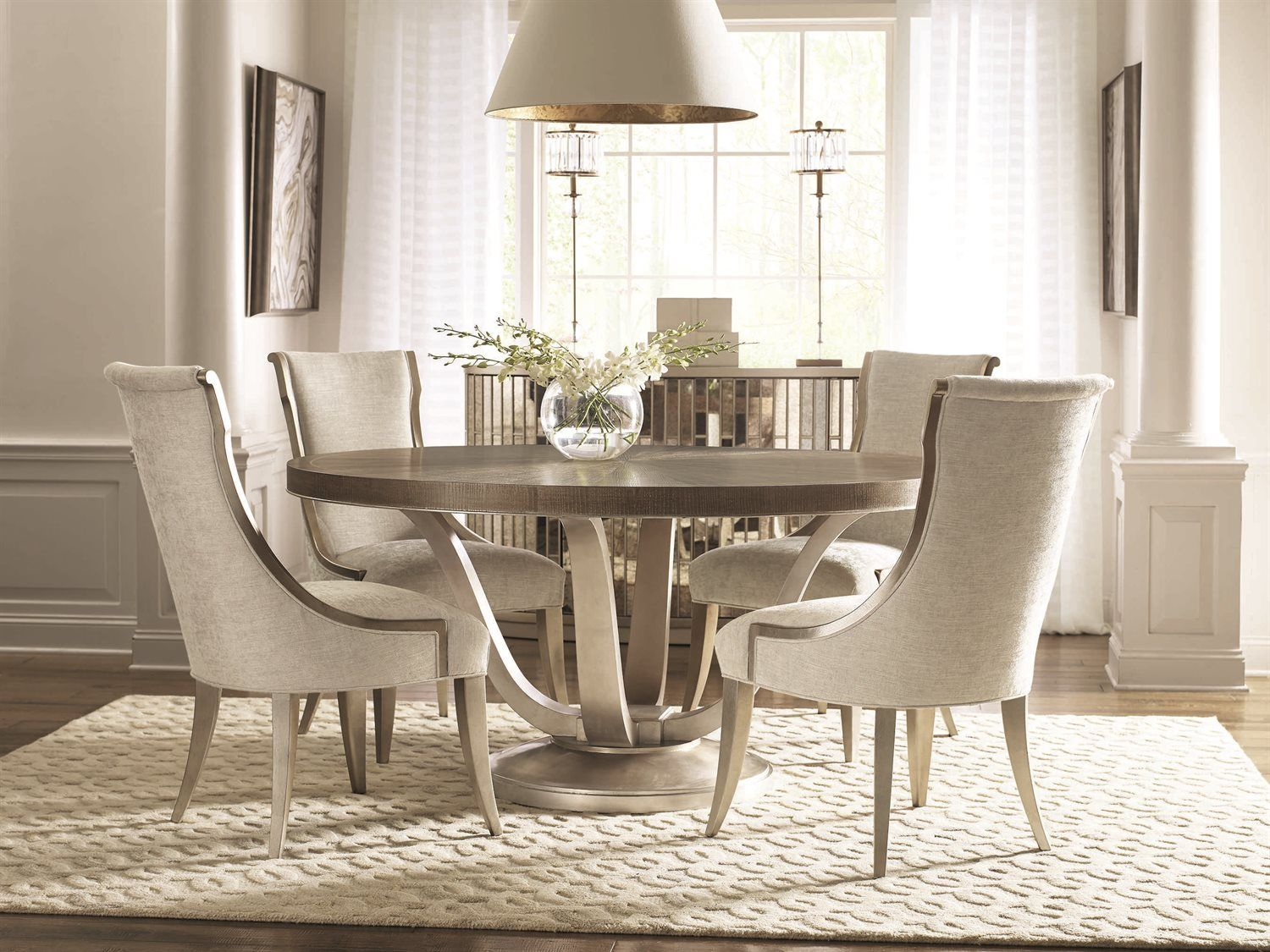 Caracole Compositions Avondale Dining Room Set