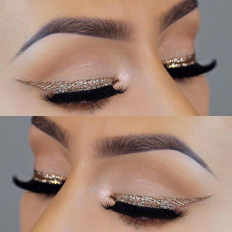 We Spoke With A Nyx Professional Makeup Artist To Find Out How To Use Holographic Line Makeup Artist Near Me Professional Makeup Artist Nyx Professional Makeup