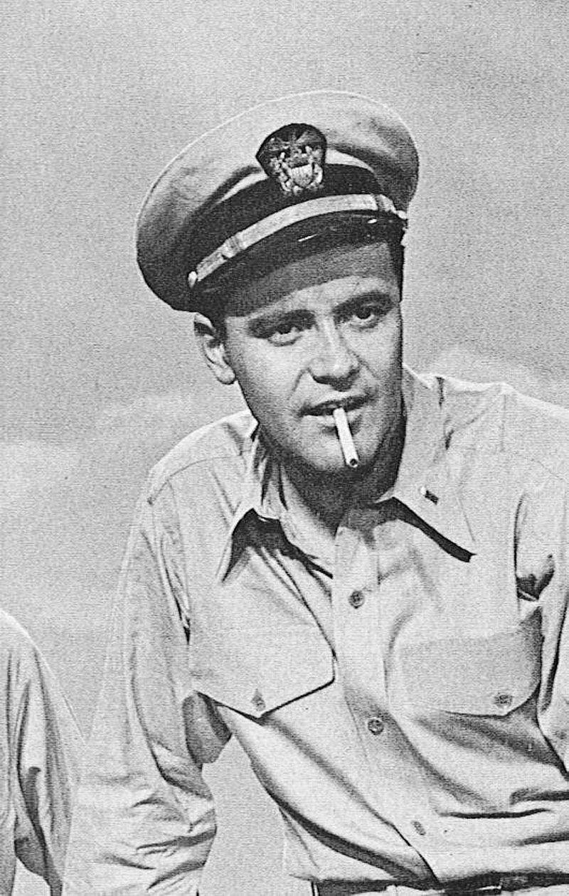 Jack Lemmon en Mister Roberts (1955)