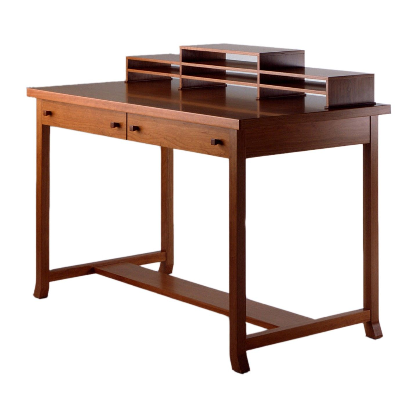 Meyer May desk by Frank Lloyd Wright for Cassina