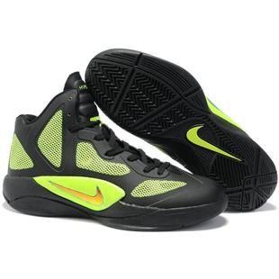 innovative design ab878 d0e8d Nike Zoom Hyperfuse 2011 Volt Metallic Luster Sport