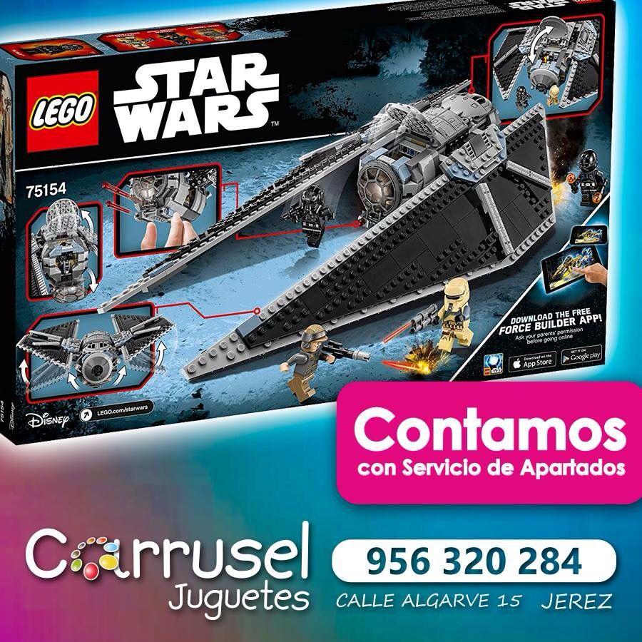 LEGO STAR WARS Figura TIE Striker será tuyo en el siguiente enlace....http://amzn.to/2jh1sMu Referencia 75154