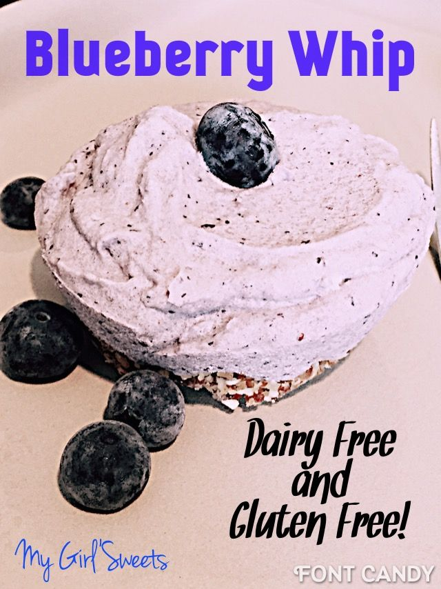 gluten free, dairy free, and sugar detox option