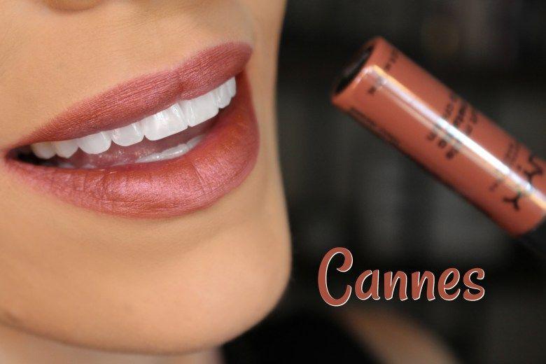 NYX Soft Matte Metallic Lip Cream (all 12 shades) Review