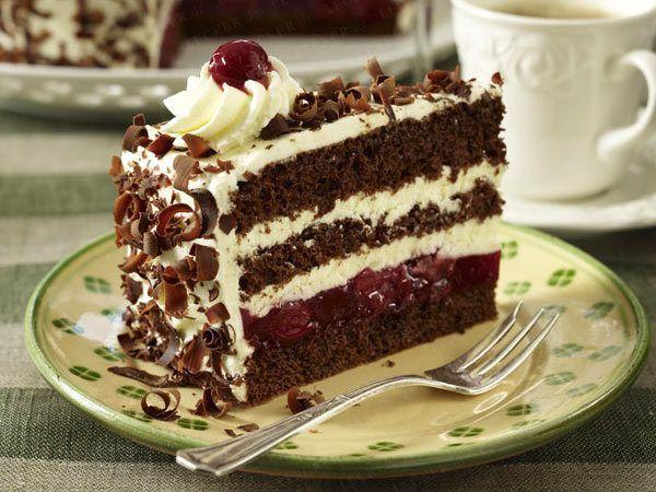 authentic black forest cake (schwarzwald kirsch kuchen) | recette