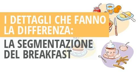 Il marketing ha fatto ingresso da tempo nella prima colazione con diverse modalità, dal visual merchandising del buffet alla segmentazione del breakfast...