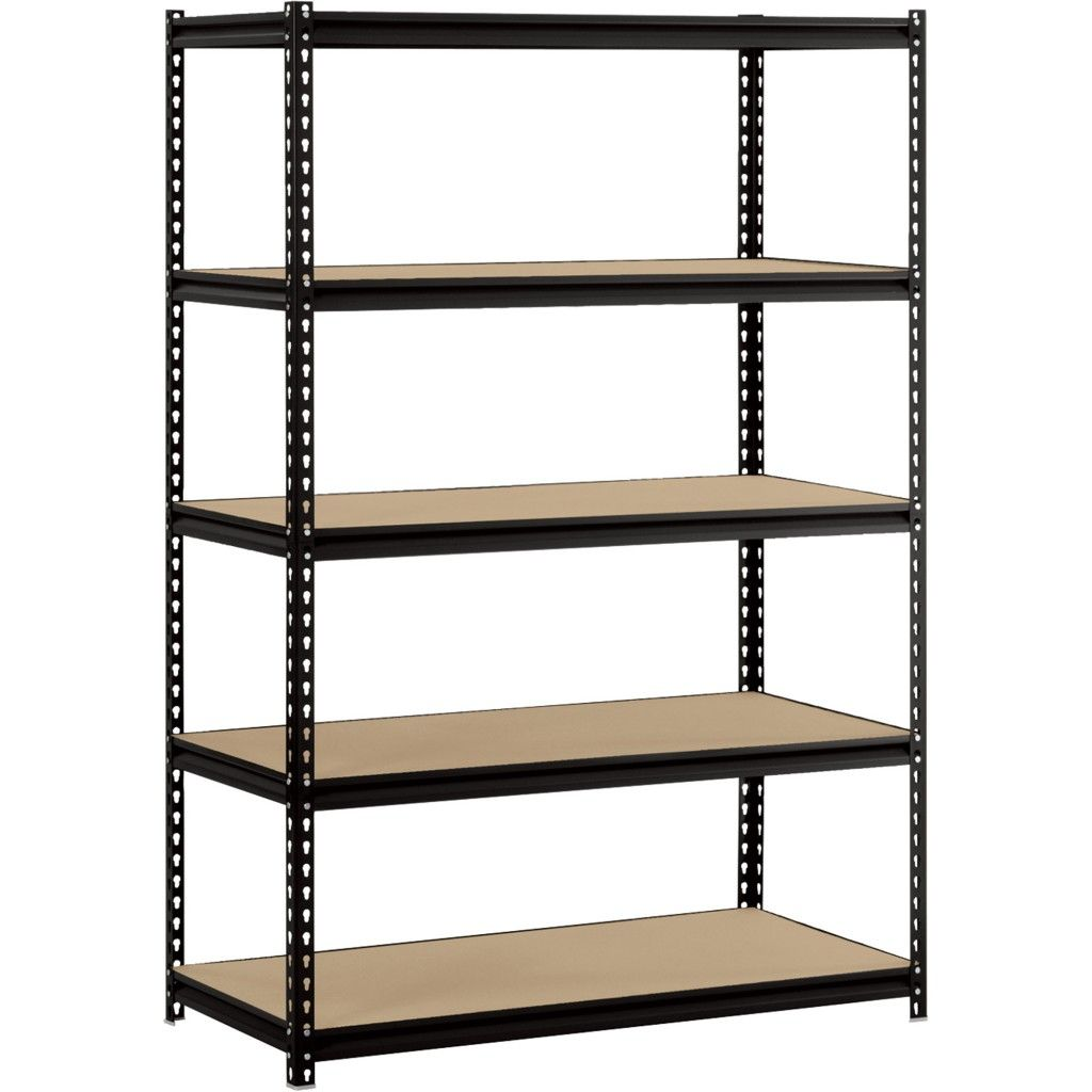 Etonnant GARAGE METAL STORAGE SHELVES [BJu0027S, COSTCO, LOWES, OR HOME DEPOT]...MAYBE 4  OR 5 IN A ROW ON ONE SIDE OF THE GARAGE @ 526 T. STREET??