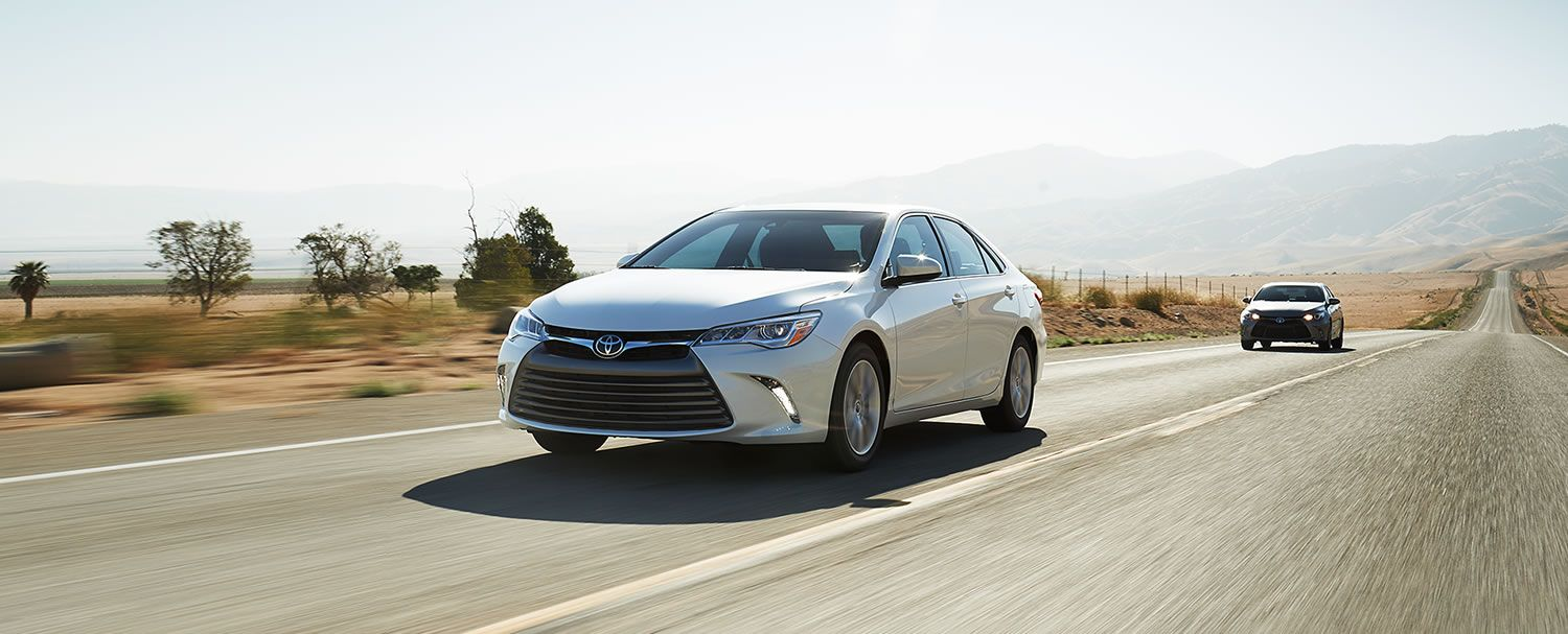 The bold new toyota camry xle v6 shown in blizzard pearl http www