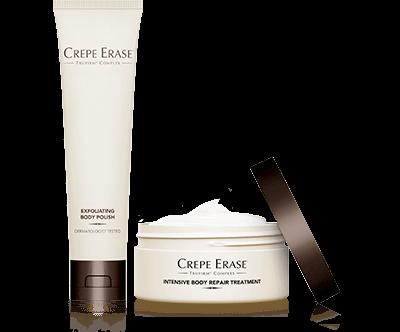 Crepe Erase Essentials System Crepey Skin Crepey Skin Treatment Body Polish