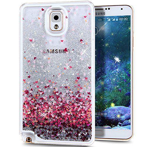 Galaxy Note 3 Case Nsstar Galaxy Note 3 Liquid Bling Case Creative Design Flowing Liquid Floating Luxury Bling Gl Samsung Note Samsung Note 3 Note 3 Case