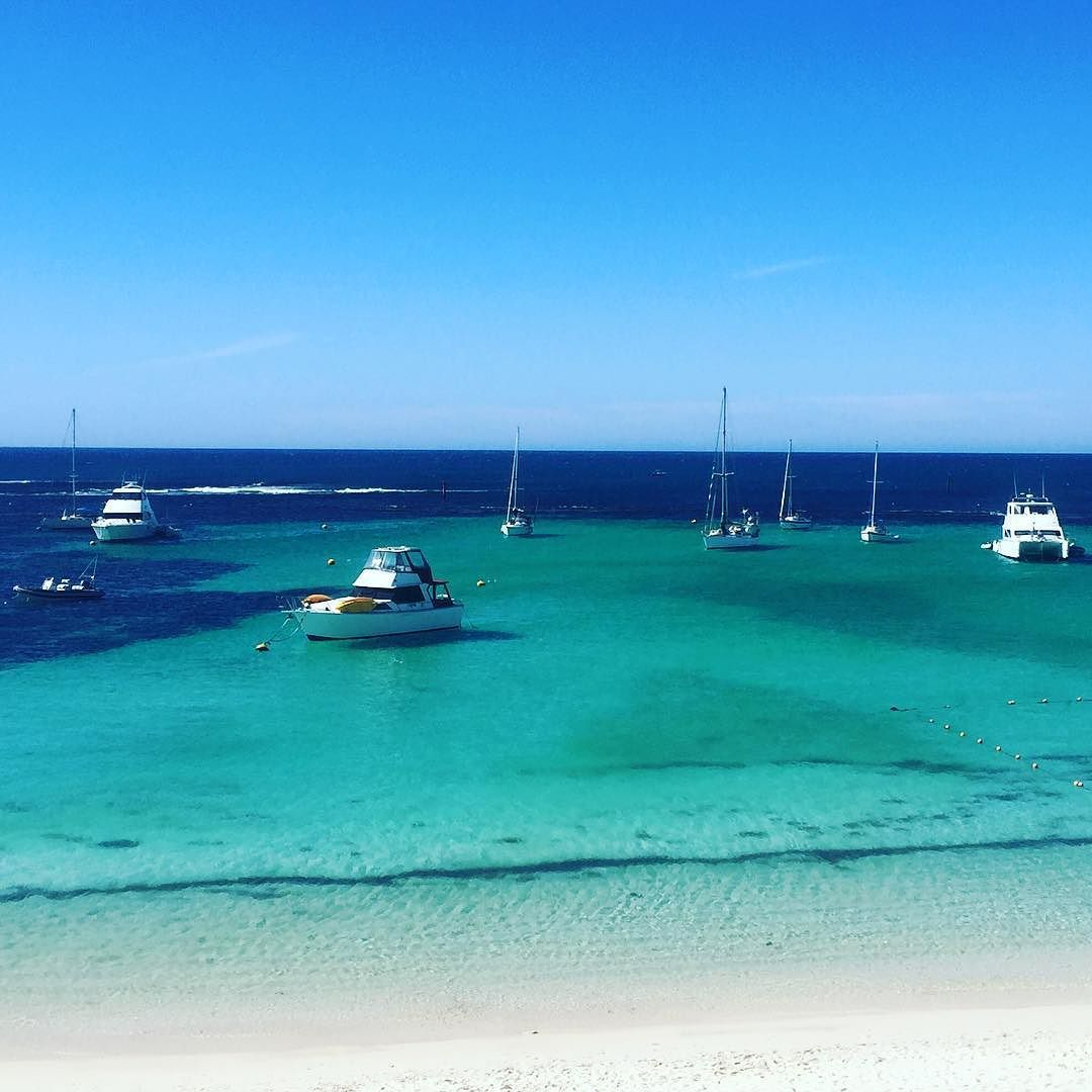 """Little trip to the beach""  #pictureperfect #perth #rottnestisland #westernaustralia #beachbum #beachlife #hammocklife #amazingplace by lee_harten http://ift.tt/1L5GqLp"