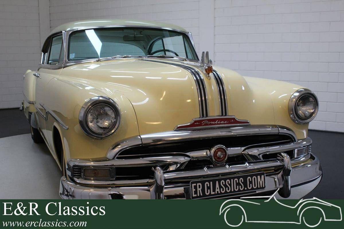 1953 Pontiac Chieftain For Sale 2297020 Hemmings Motor News Pontiac Chieftain Best Classic Cars Pontiac