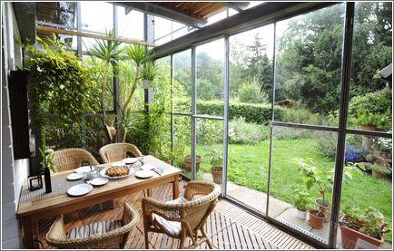 wohlf hloase wintergarten wintergarten loggia balkon pinterest winterg rten tipps und. Black Bedroom Furniture Sets. Home Design Ideas
