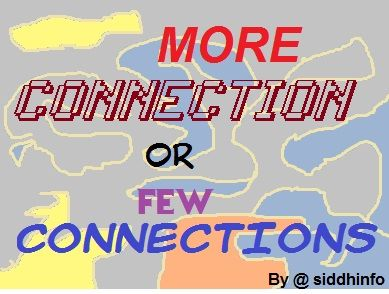 Are More Connection better than few Connection - News - Bubblews