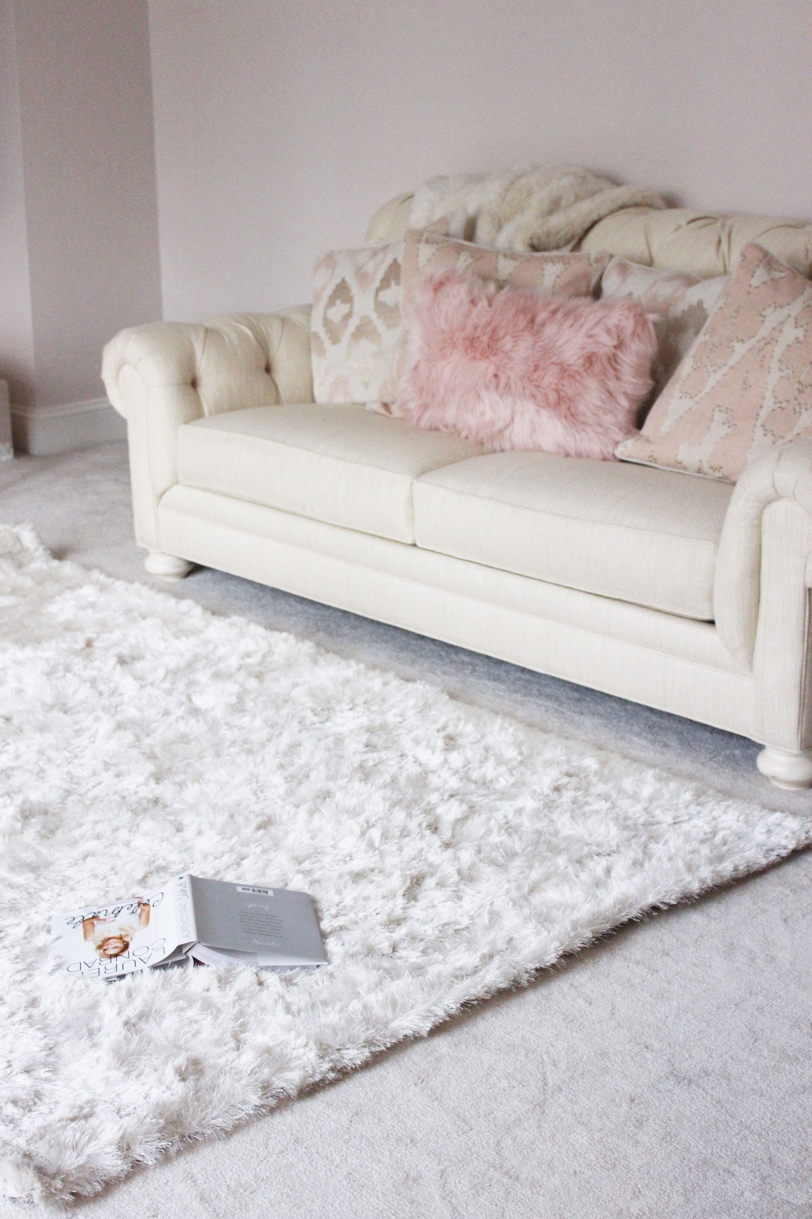 The Perfect Fluffy Rug by Rugs USA! This is the Silvics Silky Shine ...