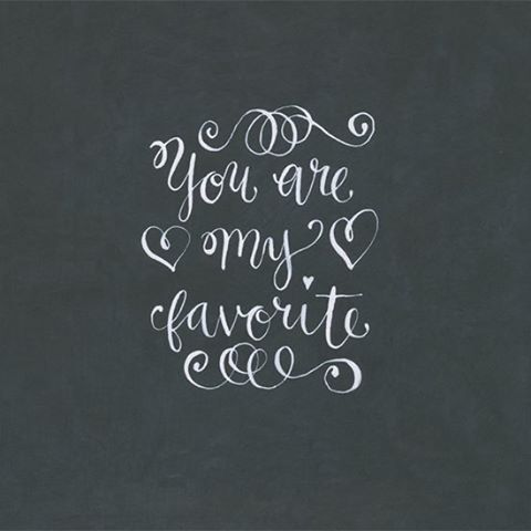 Let your spouse know that they are your favorite person.
