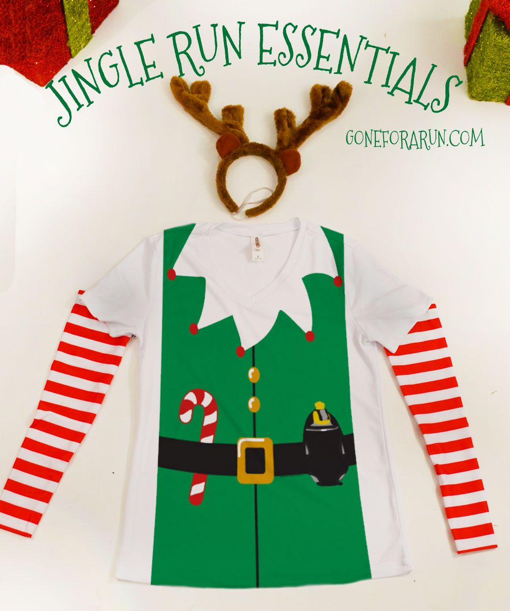 With our Jingle Run Essentials you will be ready to spread holiday ...