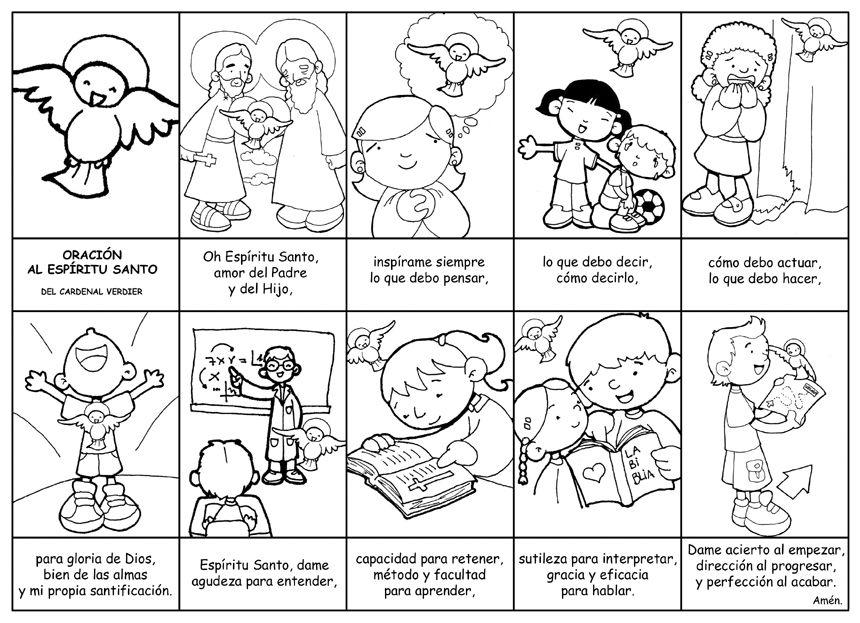 padre hijo y espiritu santo para niños - Buscar con Google ...