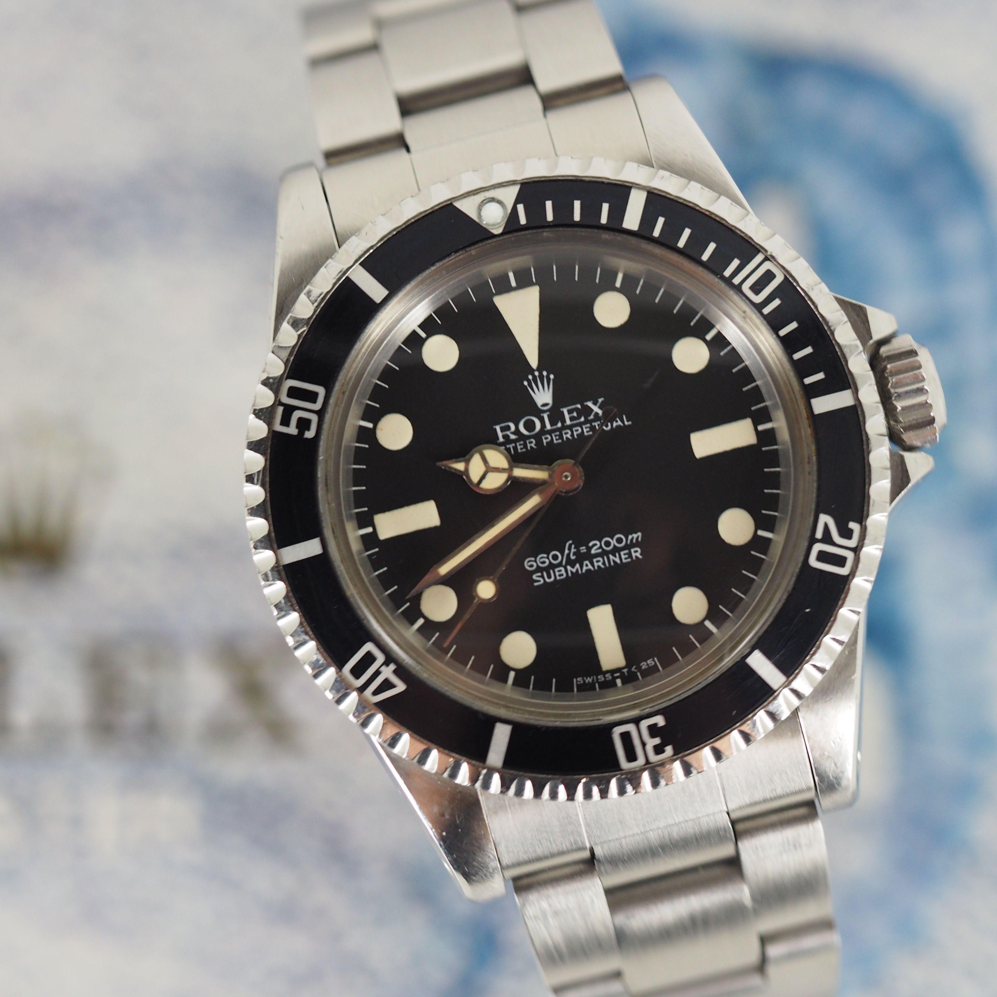 Rolex Submariner 5513 Rolex Watches Rolex Watches For Sale Rolex