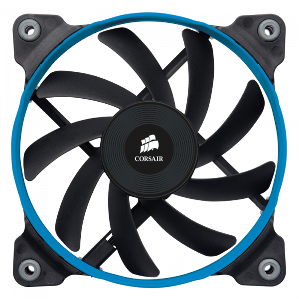 Corsair Fan Af120 High Airflow Fan 120 Mm X 25 Mm 3 Pin Dual