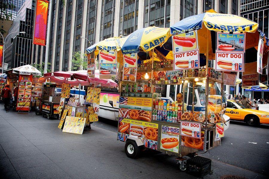 Hot Dogs New York City