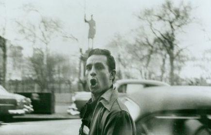 Jack Kerouac, New York, 1953. http://semioticas1.blogspot.com.br/2011/11/desobedeca.html