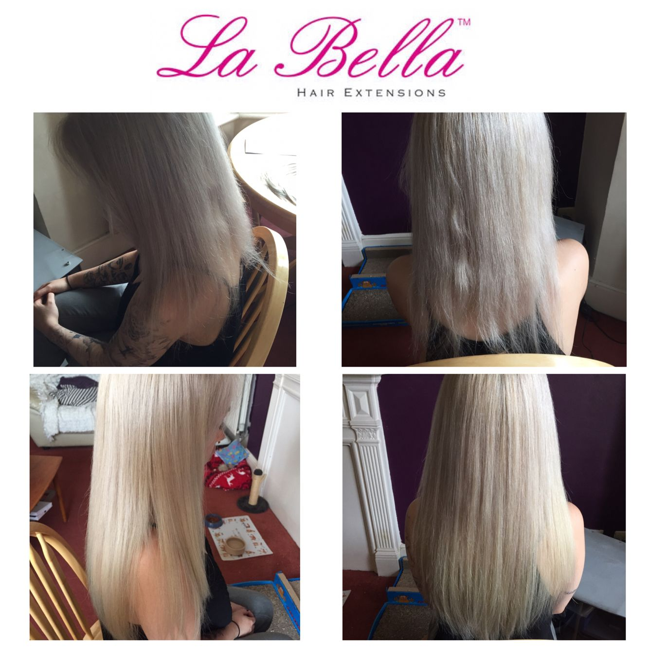 Gorgeous Little Transformation In London Today Half Head 16