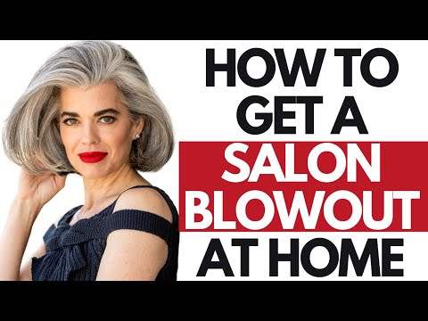 (387) HOW TO GET A SALON BLOW OUT AT HOME Nikol Johnson