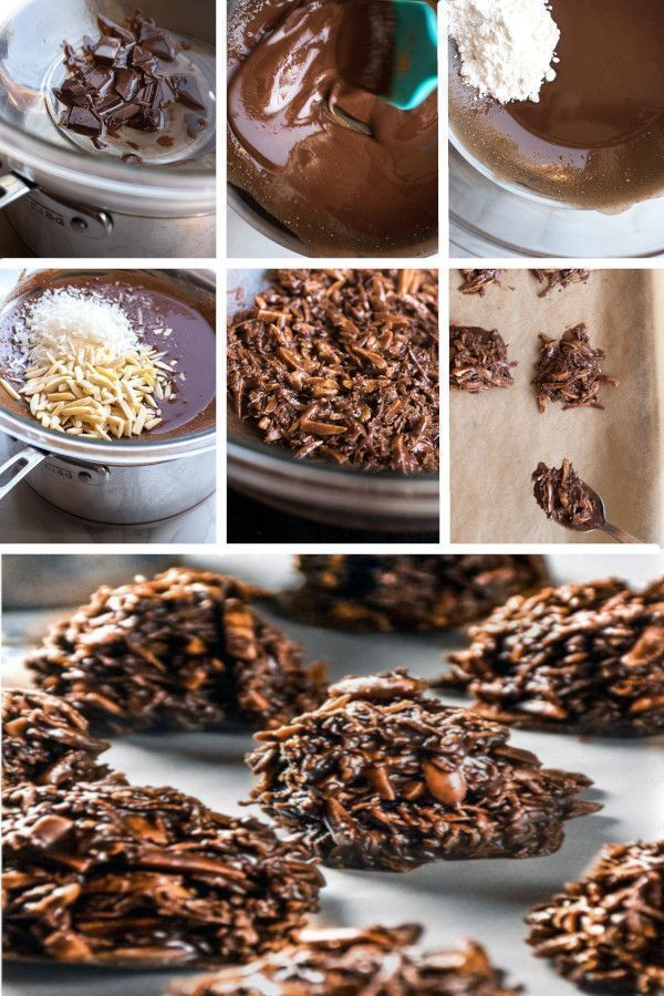 Low Carb No Bake Cookies Recipe Low Carb Recipes Low